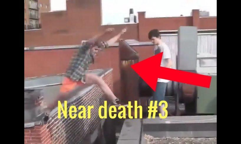 ►► NEAR DEATH COMPILATION 2017 - GOPRO ◄◄