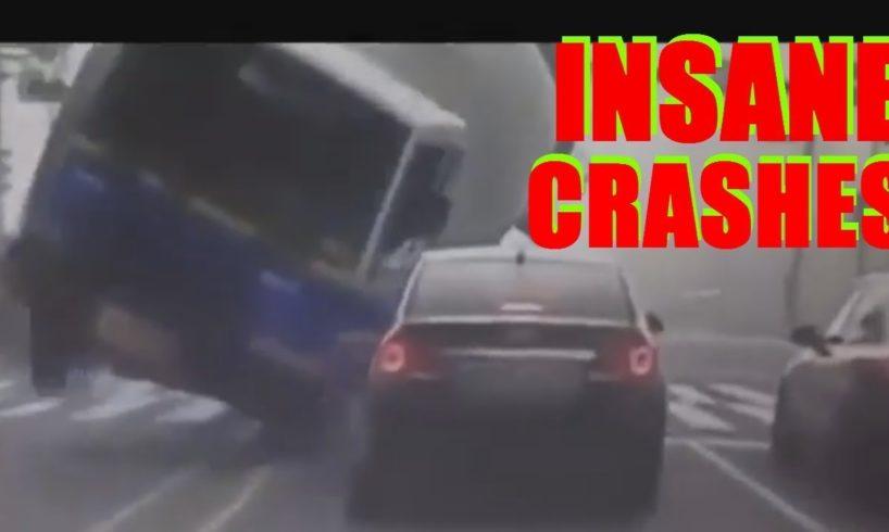 ►EXTREME & BRUTAL Car Crash Compilation 2018◄ ★ HD ★ FEBRUAR✔ NEAR DEATH!