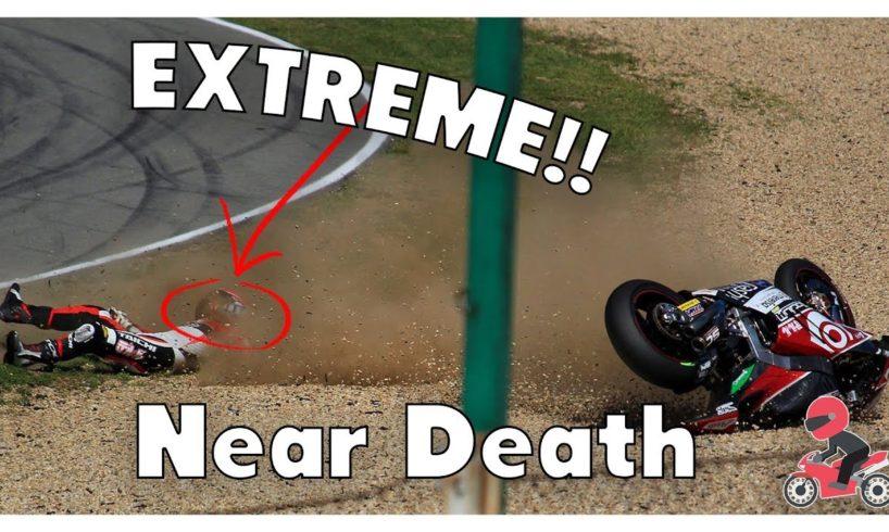 ⤇ Near Death Bike Crash Compilation Extreme 2018 HD - USA/Europe/Russia