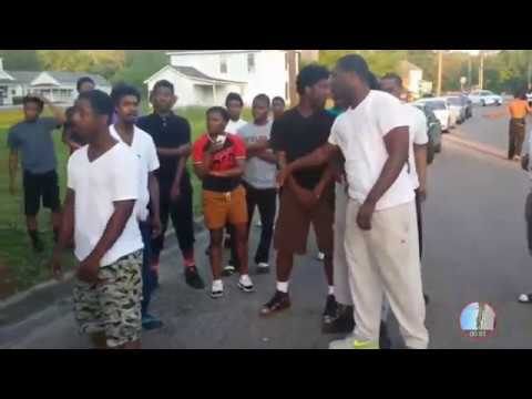 🥊 Young Boy Has Heart Hood Fight Ahoskie, NC