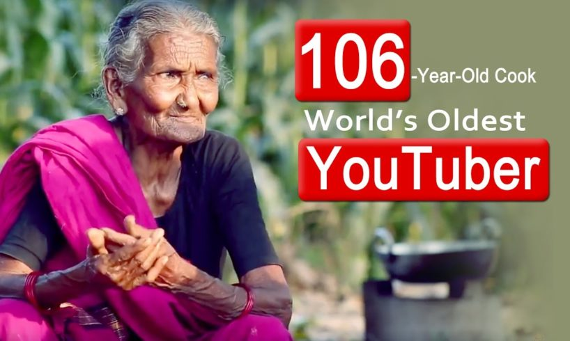 106 Year Old Cook Is World's Oldest YouTuber