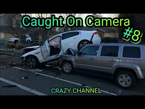 FATAL | NEAR DEATH 🔴 Accident Compilation Truck Car Bike Moto Work RIP Plain Cctv Lucky Crashes #8