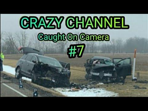 FATAL   NEAR DEATH 🔴 Accident Compilation Truck Car Bike Moto Work RIP Plain Cctv Lucky Crashes #7
