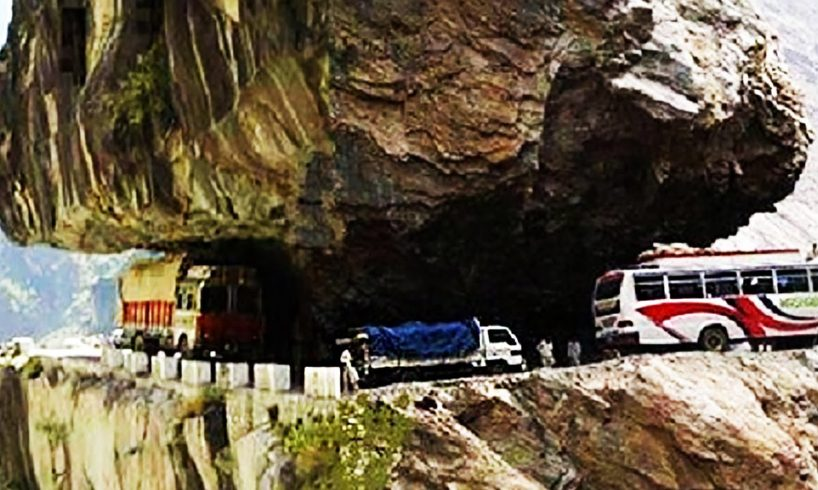 5 MOST BEAUTIFUL and MOST DANGEROUS ROAD in THE WORLD!