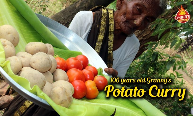 Aloo Recipe | Simple Potato Curry | Easy and Quick Potato Recipe By Mastanamma