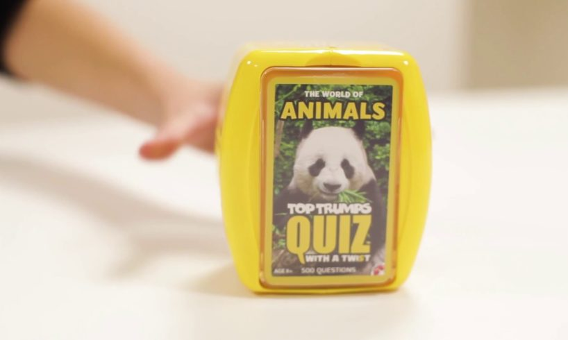 Animals Top Trumps Quiz - How to Play