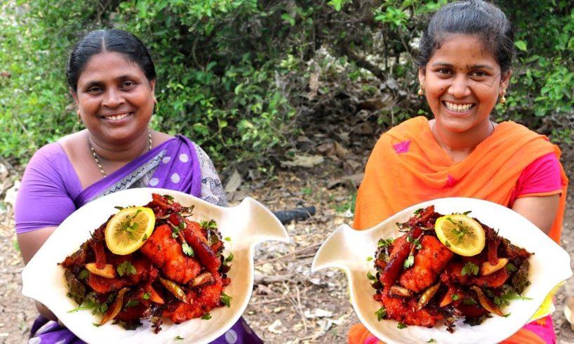 Apollo Fish Fry Recipe (అపోలో ఫిష్ ఫ్రై)  Country foods