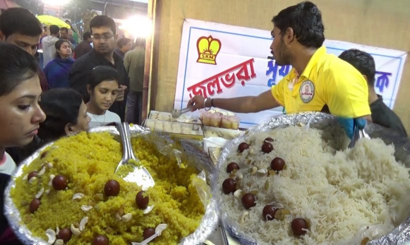 Biggest Food Festival in Kolkata | You Can See All Sweets Under One Roof| Street Food Loves You