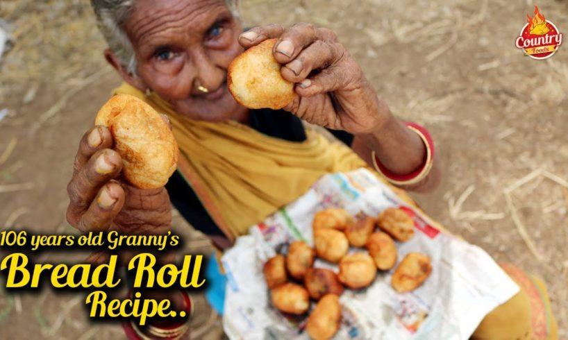Bread Roll Recipe | Bread Potato Roll | Potato Stuffed Bread Roll By Mastanamma