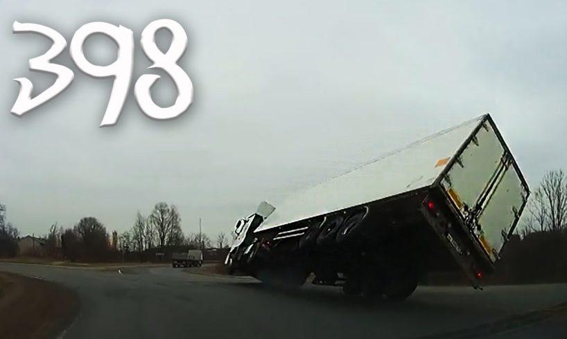 CAR CRASH COMPILATION AND ROAD RAGE #398 (April 2016)