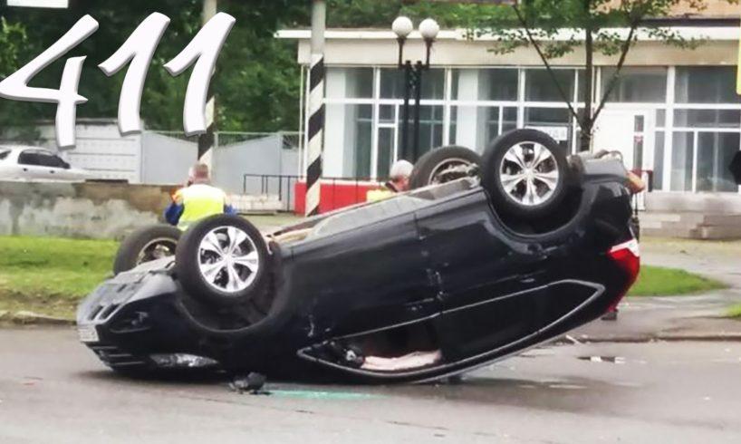 CAR CRASH COMPILATION AND ROAD RAGE #411 (May 2016) (with English subtitles)