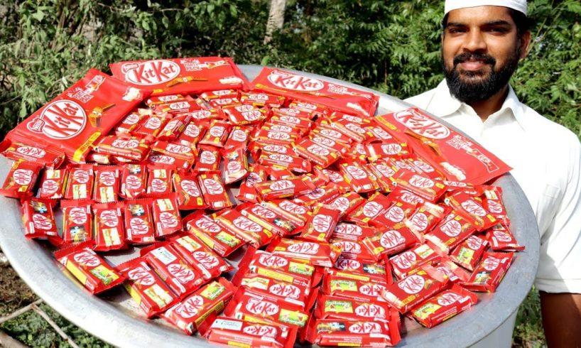 Chocolate Milkshake || Kitkat Shake || Nawabs For Kids