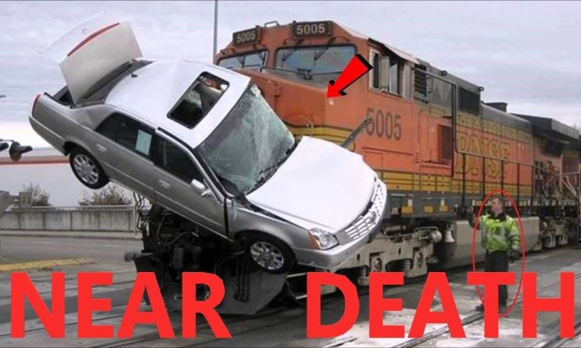 Close calls Motorcycle and Cars compilation NEAR DEATH  experiences  All people survive