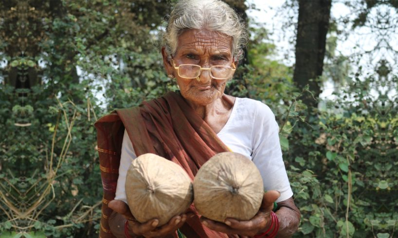 Coconut Rice || Coconut Milk Rice || By my 105 years old Grandma's
