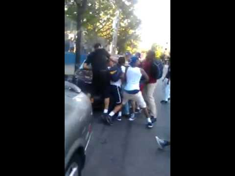 Crazy Hood Fights