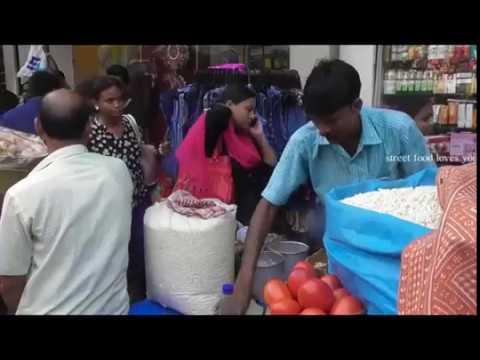 Crunchy White Masala Muri | Easily Digestible Food | Street Food India | Kolkata Street Food