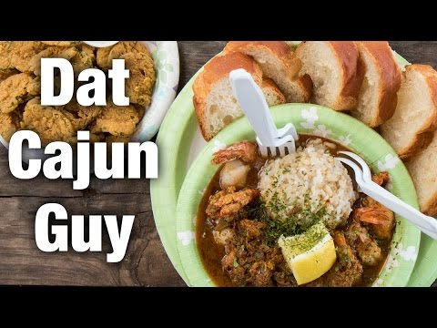 Dat Cajun Guy: New Orleans Food Truck in Haleiwa, Hawaii