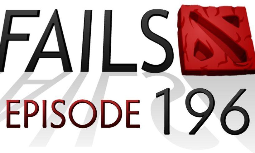 Dota 2 Fails of the Week - Ep. 196