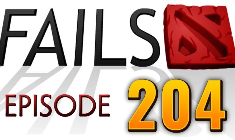 Dota 2 Fails of the Week - Ep. 204