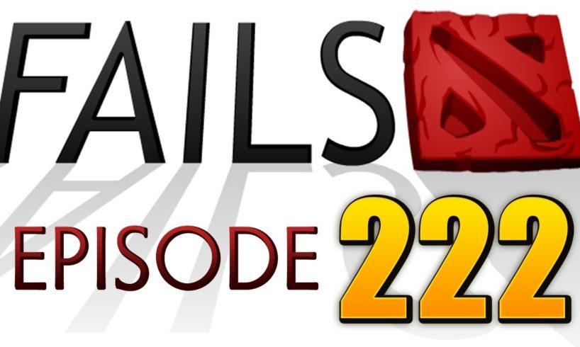 Dota 2 Fails of the Week - Ep. 222