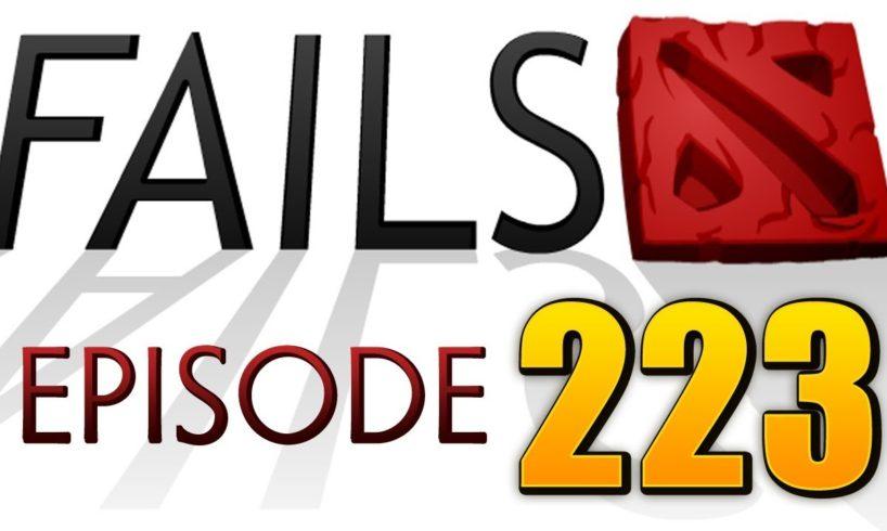 Dota 2 Fails of the Week - Ep. 223 feat. @GranDGranT
