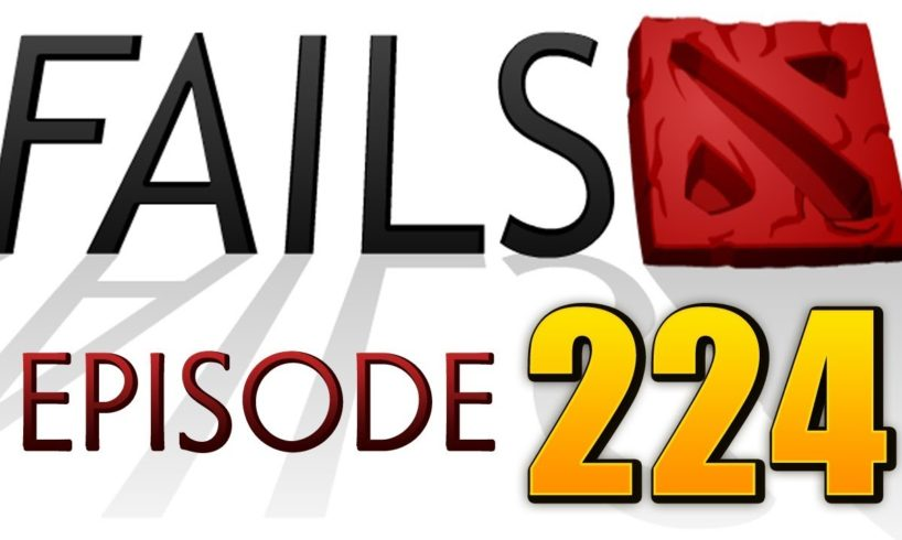 Dota 2 Fails of the Week - Ep. 224