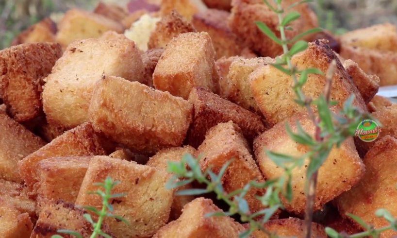Double ka meetha recipe by Nawab's kitchen