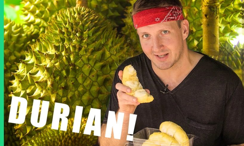 Eating the world's smelliest fruit! - Vietnam