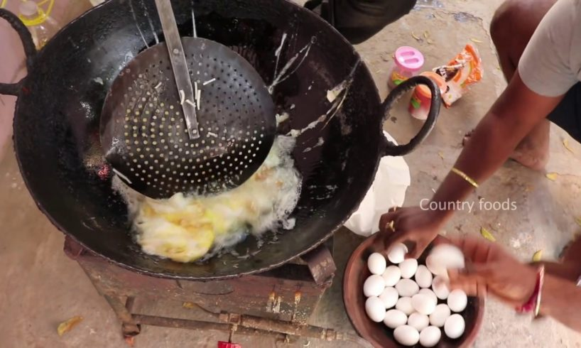 Egg Noodles - Used 30 EGGS - How to Cook EGG Noodles - Country Foods