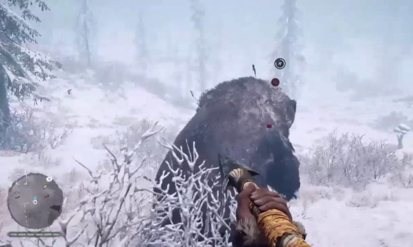 FAR CRY PRIMAL ANIMAL FIGHTS!