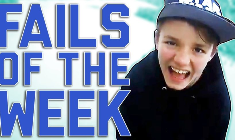 Fails of the Week: Let's Do This Thing! (April 2017)