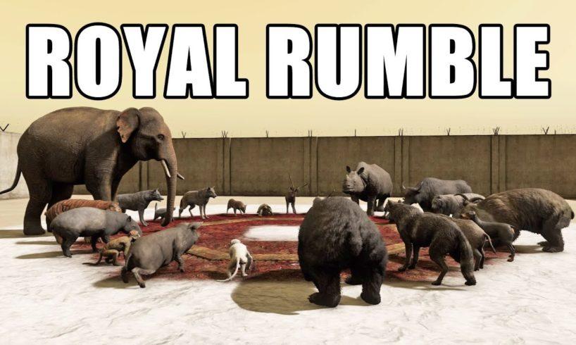 Far Cry 4 - ANIMAL FIGHT: ROYAL RUMBLE (Map Editor)