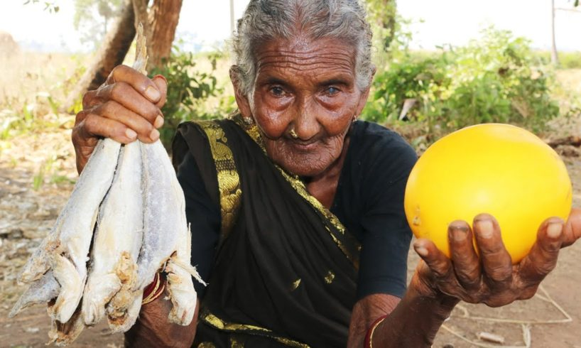 Fish Recipe | Dry Fish Recipe by our Granny Mastanamma