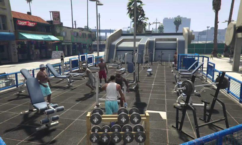 GTA 5 | Ghetto Hood Fights pt 1