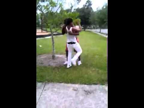 Ghetto Hood Fight