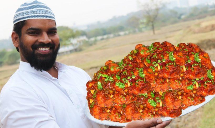 Gobi Manchurian || Easy & Crispy Restaurant Style Recipe || Nawabs kitchen