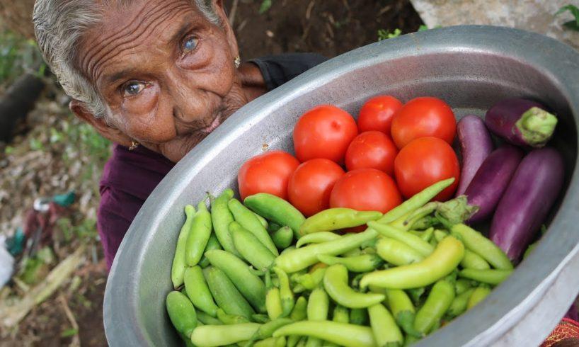 Green Chillies chutney   Traditional Chutney By Granny Mastanamma