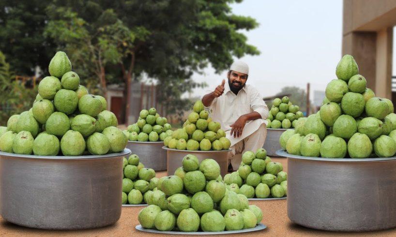 Guava Juice Recipe || Guava Milkshake || For Kids|| Nawabs kitchen