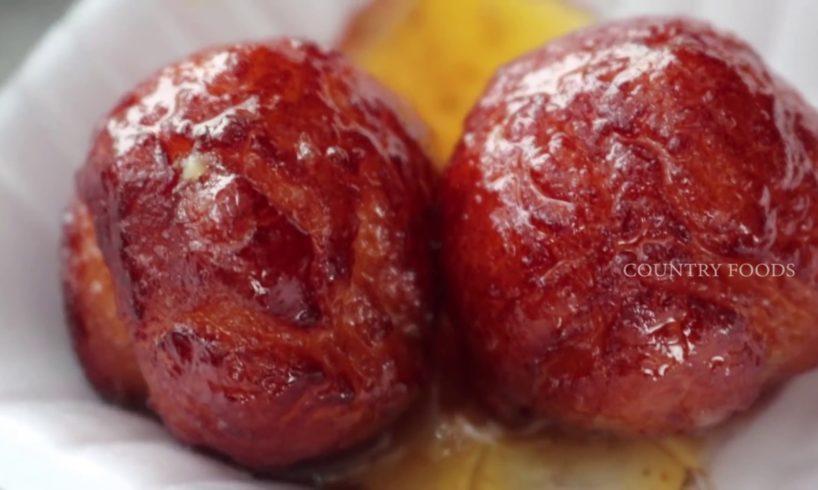 Gulab Jamun Recipe By 106 Mastanama   Diwali Special Sweet  