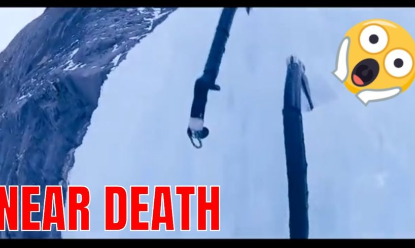 HE LOST his grip😱😱NEAR DEATH EXPERIENCE compilation