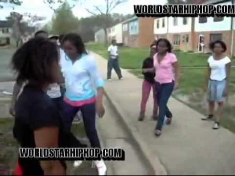 Hood Fighting 1