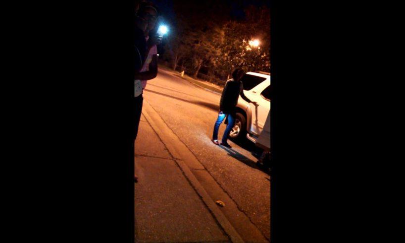 Hood fight in Montgomery