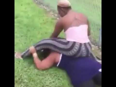 Hood fight pt 1