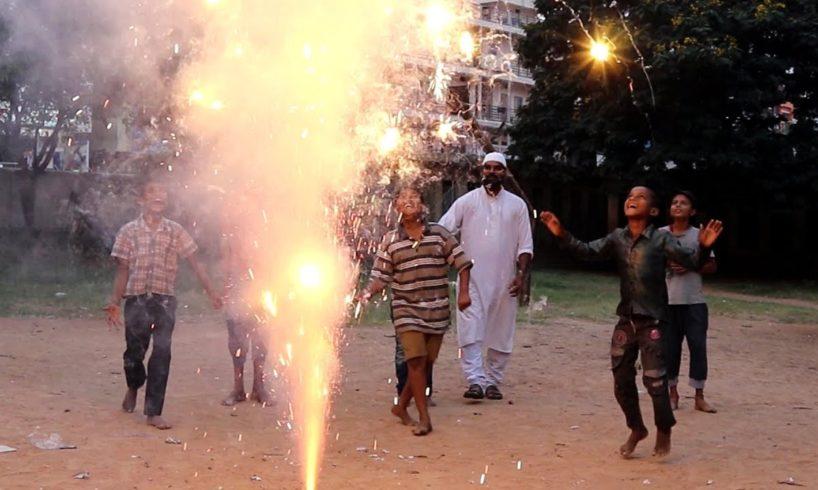 How To Celebrate DIWALI | Celebrate Diwali With Orphans | Nawabs Kitchen