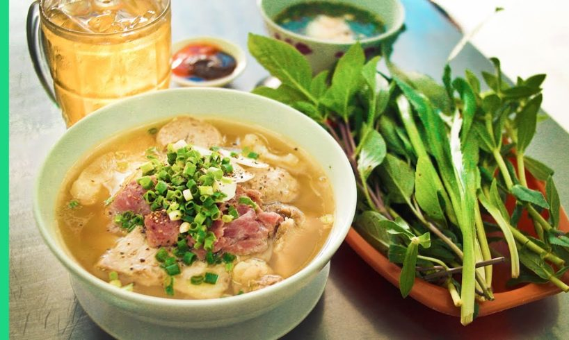 If you don't think this is the BEST PHO in Saigon, YOU'RE WRONG!