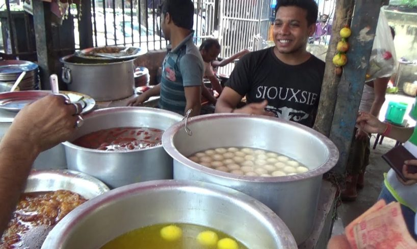 It's Lunch Break Time - Street Food Kolkata Exide More