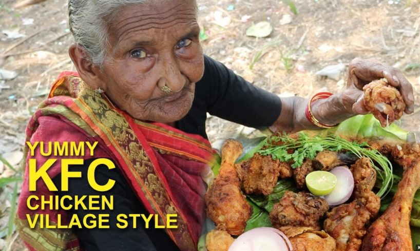 KFC CHICKEN | YUMMY FRIED CHICKEN BY OUR GRANNY