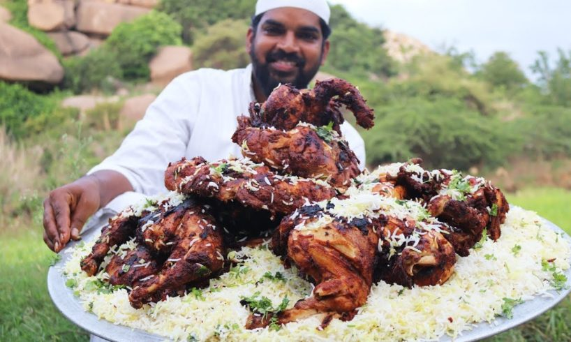 King Of Chicken Biryani    for kids    Whole Roasted Chicken biryani    Nawabs kitchen