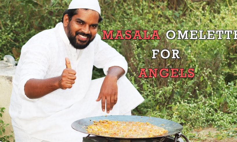 MASALA OMELETTE FOR  ANGELS |NAWABS KITCHEN