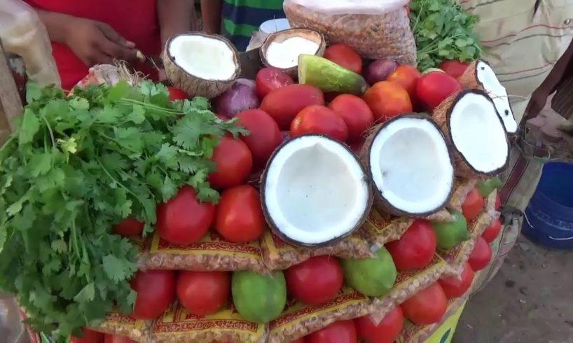 Masala Muri (Jhal Muri ) - Indian Street Food Kolkata -  Bengali Street Food India
